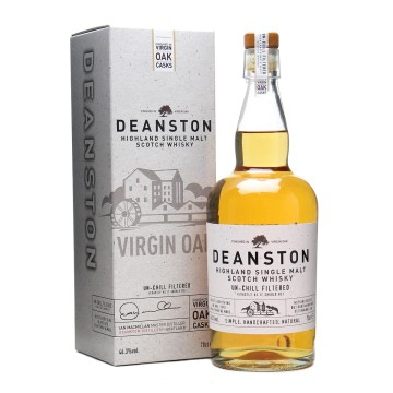 Deanston New Vigin Oak  Highland Single Malt Whisky