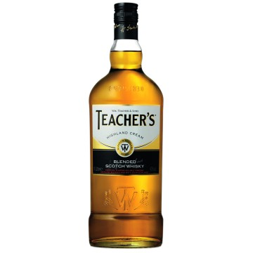 Teacher's whisky