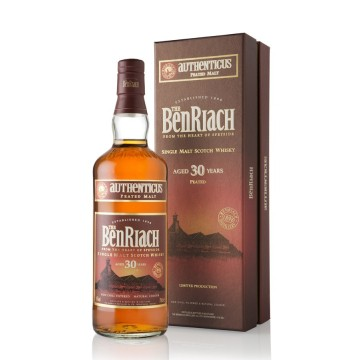 Benriach 30Y Authenticus Peated